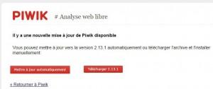Problème pour installer Piwik 05 (avec v2.12.1)