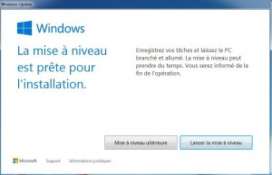 Migration Windows 10 - F