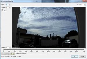 Redimensionner vidéo : cropping - réduire taille vidéo