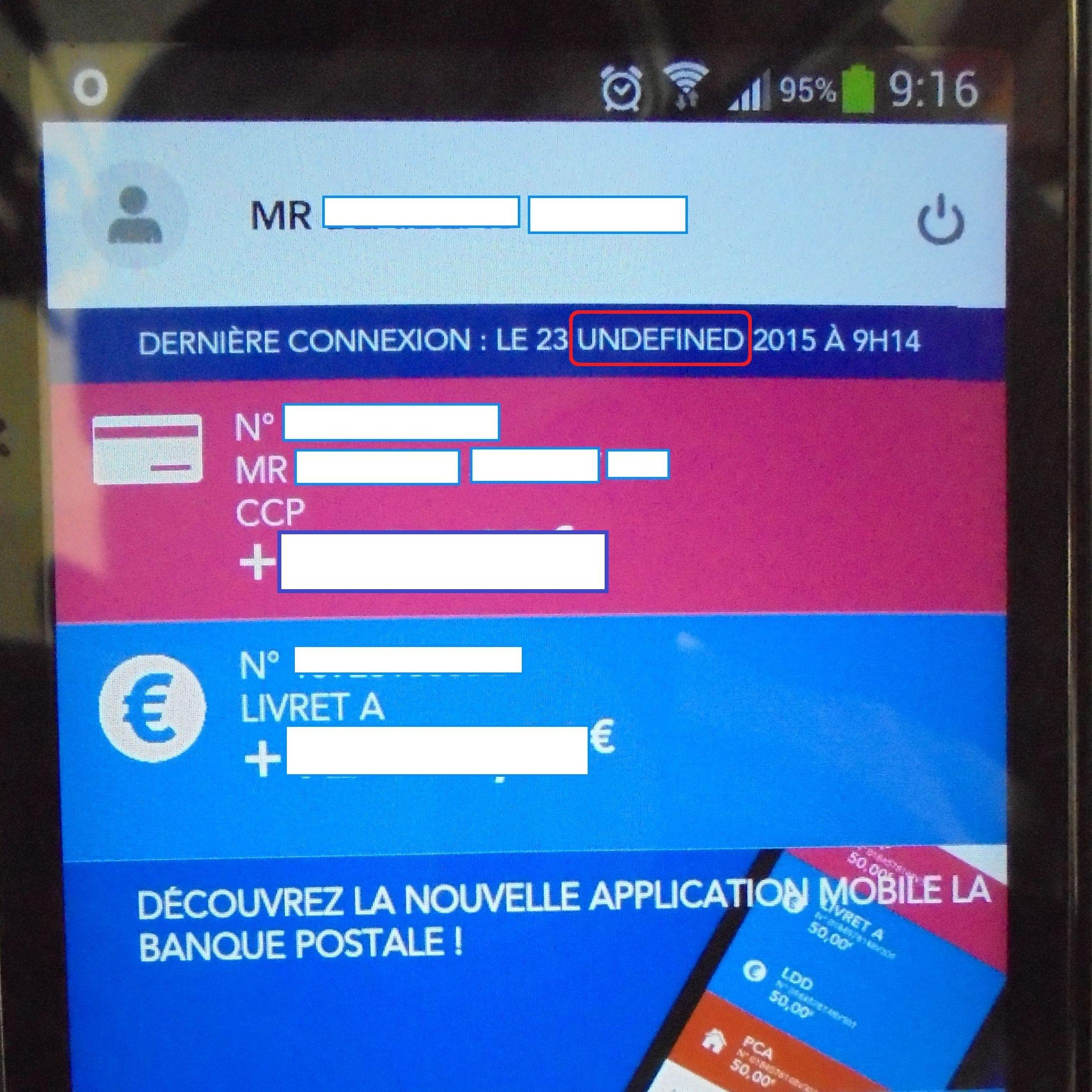 demande de carte livret a banque postale La banque postale : fâché avec l'informatique   par jérémy