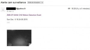 Zmodo-mail-alerte