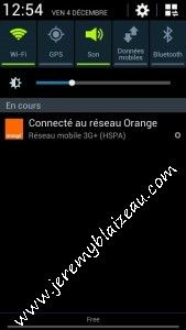 Free Mobile : itinérance orange