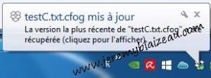 Cloudfogger - sync dropbox