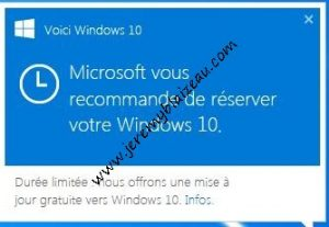Propagande Windows10