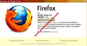 Firefox 5.0 euballot : Quand tu déterre un vieux PC